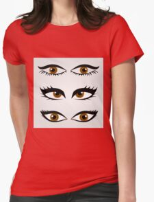Different types of womens eyes T-Shirt