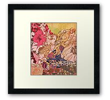 My World, Yours Framed Print