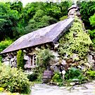 The Ugly House, Wales by Dennis Melling
