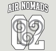 Air Nomads Jersey #02 by iamthevale