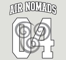 Air Nomads Jersey #04 by iamthevale