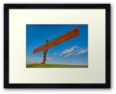 Angel of The North by Trevor Kersley