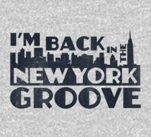 NEW YORK GROOVE by nibblejax