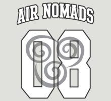 Air Nomads Jersey #08 by iamthevale