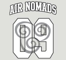 Air Nomads Jersey #09 by iamthevale