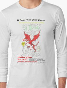 Los Angeles St. David's Day Festival-National Day of Wales 2013 Long Sleeve T-Shirt