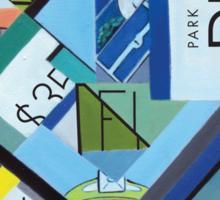 Monopoly Sticker