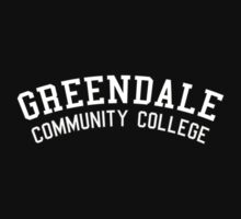 Greendale Community College T-shirt by Gqualizza