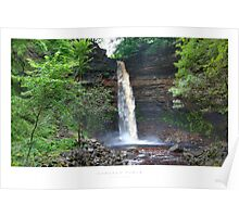 Hardraw Force, Yorkshire Dales Poster