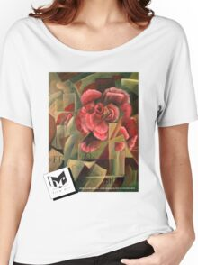 Champagne, Roses and Chocolate Women's Relaxed Fit T-Shirt