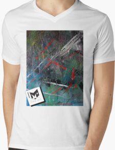 Blood and Rain Mens V-Neck T-Shirt