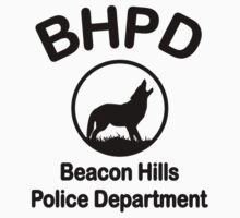 Beacon Hills Police Department by FandomPeasantry