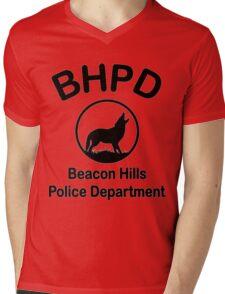 Beacon Hills Police Department Mens V-Neck T-Shirt