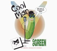 Cool Man by Bill Chodubski