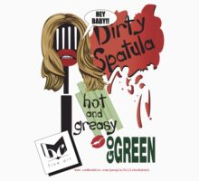 Dirty Spatula by Bill Chodubski