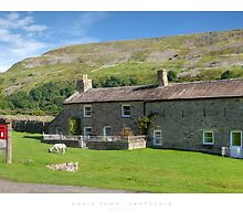 Arkle Town, Garthdale, Yorkshire Dales by Andrew Roland