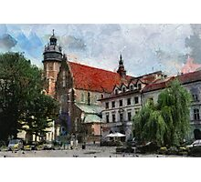 Krakow, Poland Photographic Print