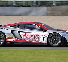 McClaren MP4-12C - FIA GT1 World Championship by motapics