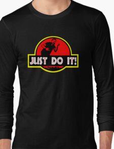 Shia Labeouf - Just do it! Long Sleeve T-Shirt