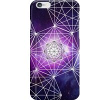 Galactic Shapes iPhone Case/Skin