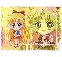 Chibi Sailor Venus Poster