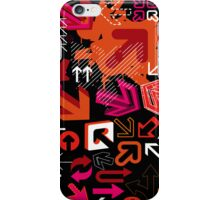 Wrong Way Arrows iPhone 4 / iPhone 5 Case iPhone Case/Skin