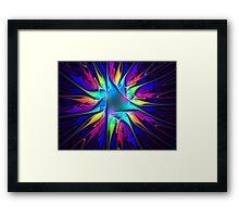 Hypnotico Framed Print