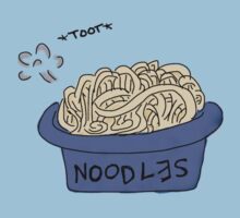 Tootsie Noodles by Harley Fox