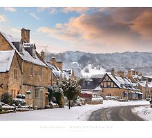 Broadway, Worcestershire by Andrew Roland