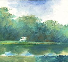 House on the Water by Jeffrey Rowekamp