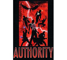 Authority Photographic Print