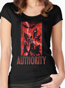 Authority Women's Fitted Scoop T-Shirt