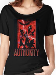 Authority Women's Relaxed Fit T-Shirt