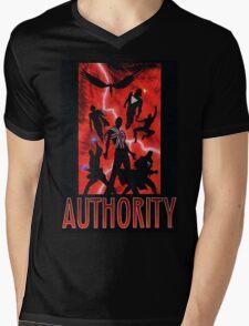 Authority Mens V-Neck T-Shirt
