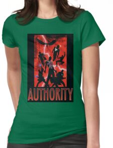 Authority Womens Fitted T-Shirt