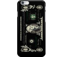 One US Dollar Bill iPhone 4 / iPhone 5 Case / Samsung Galaxy Cases  iPhone Case/Skin