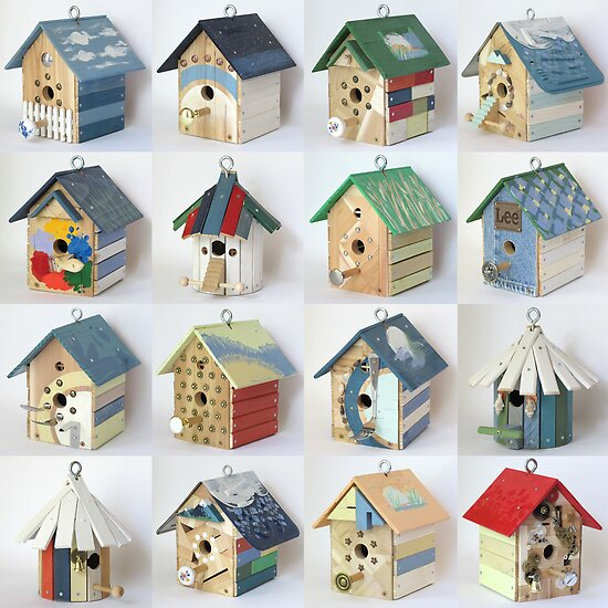 Sixteen Houses by Syd Baker