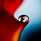 Soft composition with a drop by marina63