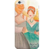 At The Ball iPhone Case/Skin