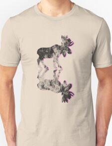 old moose Unisex T-Shirt