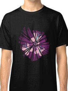 Fluttershy Explosion Classic T-Shirt