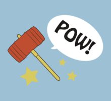 POW hammer! by Michelle Vinall