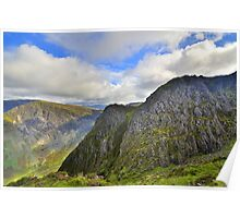 The Lake District: Big Stack on Haystacks Poster