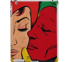 The Witch and Android iPad Case/Skin