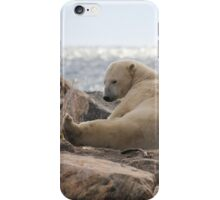 Yoga Bear iPhone Case/Skin