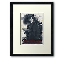 On the Side of Angels Framed Print
