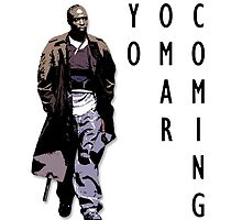 Omar Little by lloydpreston