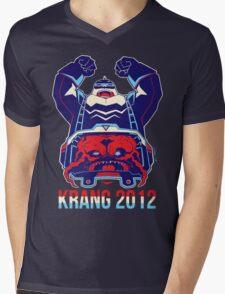 Krang - 2012 Mens V-Neck T-Shirt