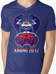 Krang - 2012 Mens V-Neck T-Shirt