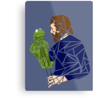 The Muppet Master Metal Print